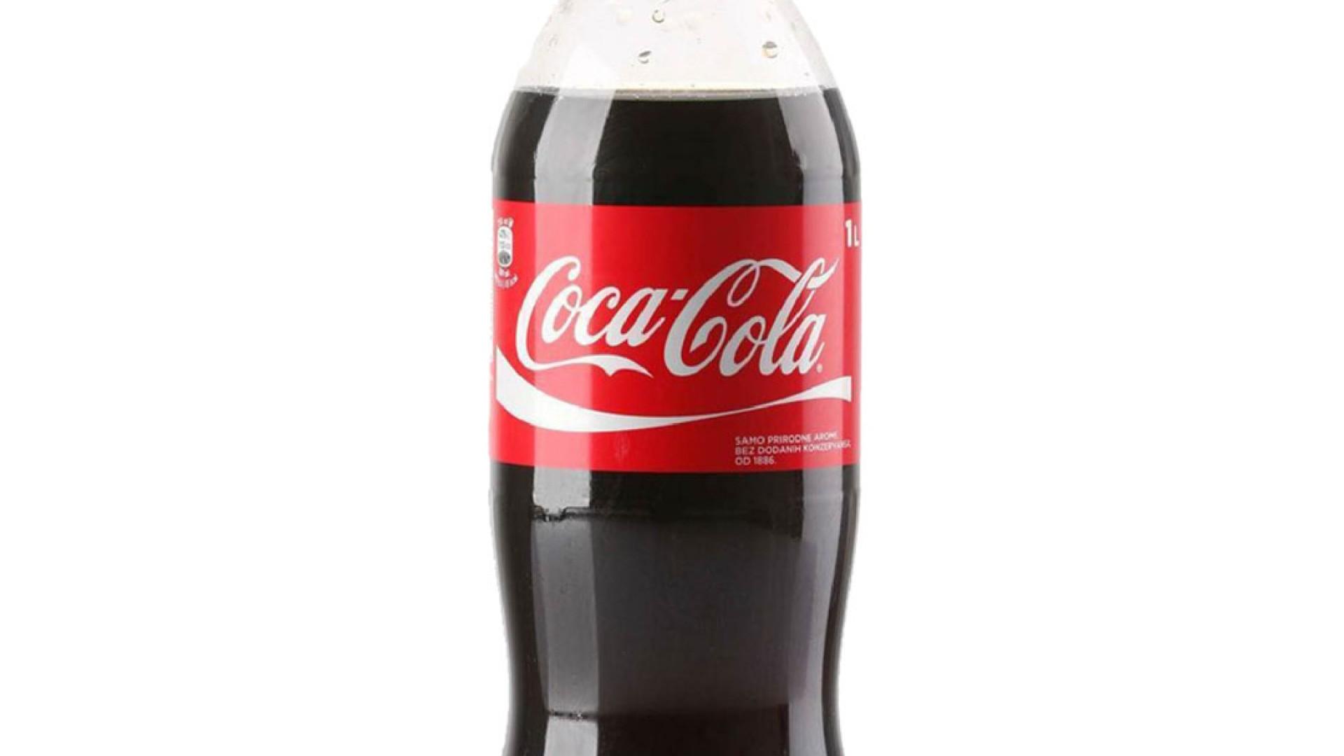 Напиток Coca-Cola 1 л.
