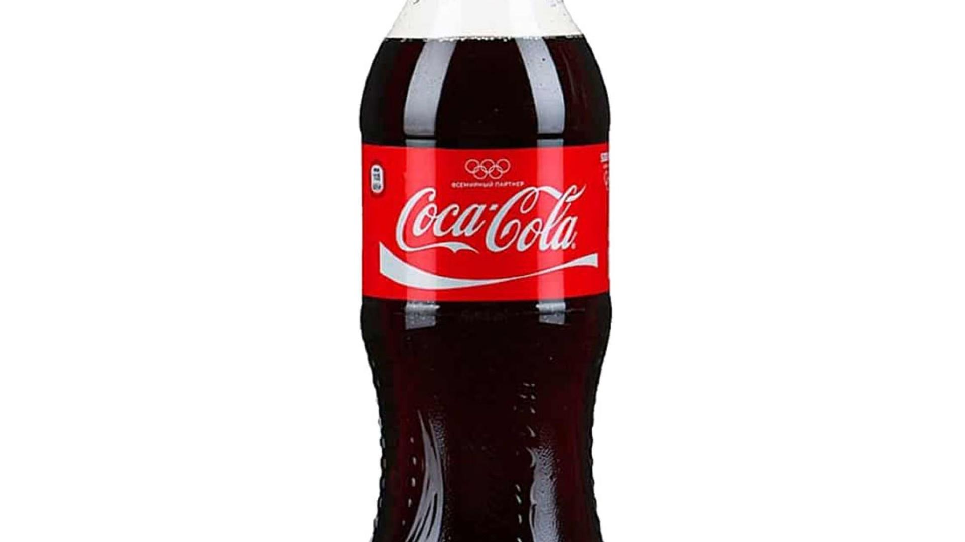 Напиток Coca-Cola 0,5 л.
